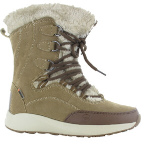 Hi-Tec Ritzy 200 WP Schoenen Dames, brown/cream